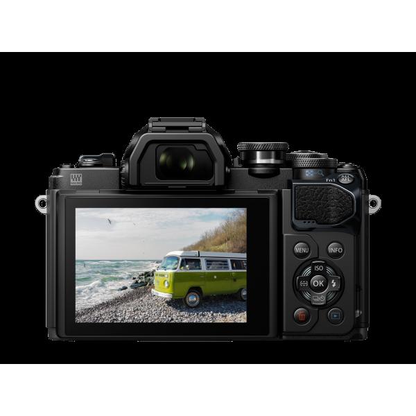 Olympus OM-D E-M10 Mark III digitális fényképezőgép 04