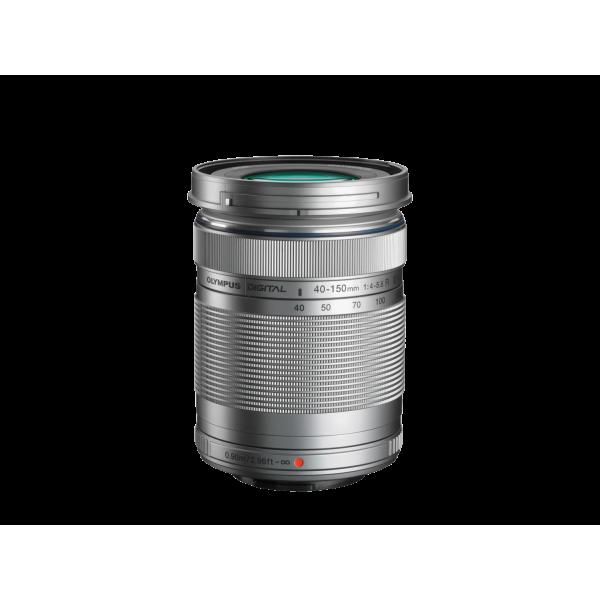 Olympus OM-D E-M10 Mark III digitális fényképezőgép DZK kit, 14‑42mm II R és ED 40‑150mm R objektívekkel 09