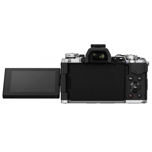 Olympus OM-D E-M5 Mark II digitális fényképezőgép 12-100mm IS PRO KIT, M.ZUIKO DIGITAL ED 12-100mm 1:4.0 IS PRO objektívvel 08