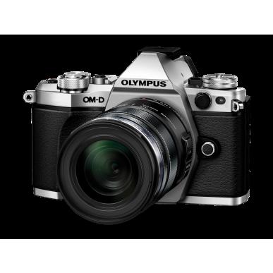 Olympus OM-D E-M5 Mark II digitális fényképezőgép kit, M.ZUIKO 12‑50mm EZ objektívvel 04