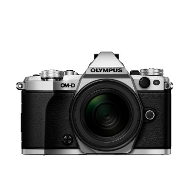 Olympus OM-D E-M5 Mark II digitális fényképezőgép kit, M.ZUIKO 12‑50mm EZ objektívvel 03
