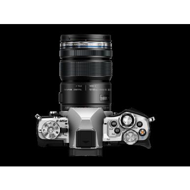 Olympus OM-D E-M5 Mark II digitális fényképezőgép kit, M.ZUIKO 12‑50mm EZ objektívvel 05
