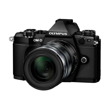 Olympus OM-D E-M5 Mark II digitális fényképezőgép kit, M.ZUIKO 12‑50mm EZ objektívvel 08