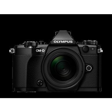 Olympus OM-D E-M5 Mark II digitális fényképezőgép kit, M.ZUIKO 12‑50mm EZ objektívvel 07