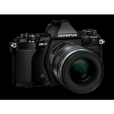 Olympus OM-D E-M5 Mark II digitális fényképezőgép kit, M.ZUIKO 12‑50mm EZ objektívvel 09