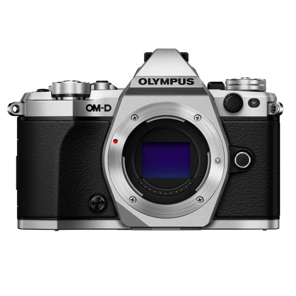 Olympus OM-D E-M5 Mark II digitális fényképezőgép kit, M.ZUIKO DIGITAL ED 14‑150mm II objektívvel 04