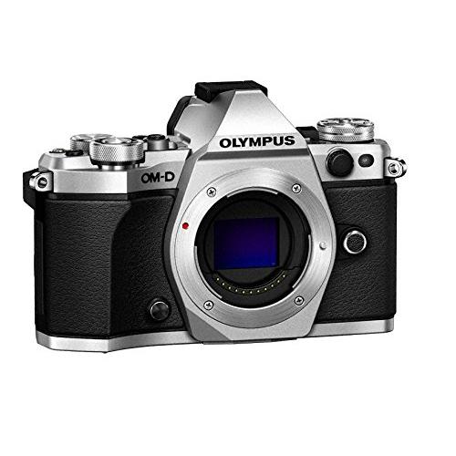 Olympus OM-D E-M5 Mark II digitális fényképezőgép kit, M.ZUIKO DIGITAL ED 14‑150mm II objektívvel 05