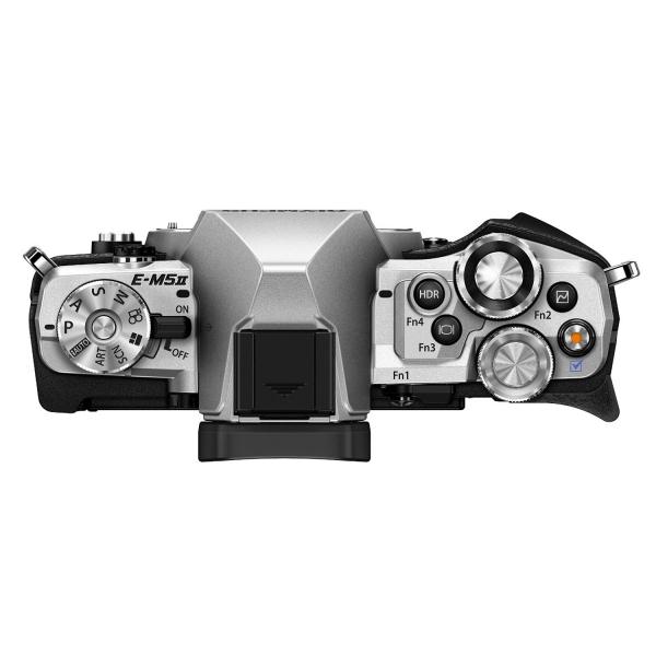 Olympus OM-D E-M5 Mark II digitális fényképezőgép kit, M.ZUIKO DIGITAL ED 14‑150mm II objektívvel 07
