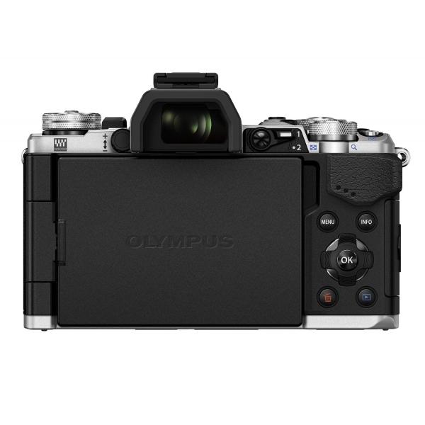 Olympus OM-D E-M5 Mark II digitális fényképezőgép kit, M.ZUIKO DIGITAL ED 14‑150mm II objektívvel 08