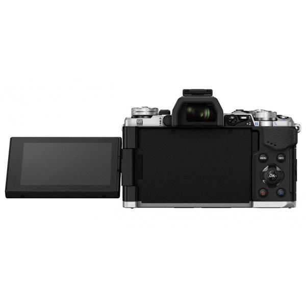 Olympus OM-D E-M5 Mark II digitális fényképezőgép kit, M.ZUIKO DIGITAL ED 14‑150mm II objektívvel 09