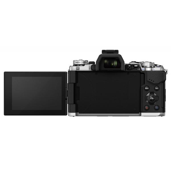 Olympus OM-D E-M5 Mark II digitális fényképezőgép kit, M.ZUIKO DIGITAL ED 14‑150mm II objektívvel 11