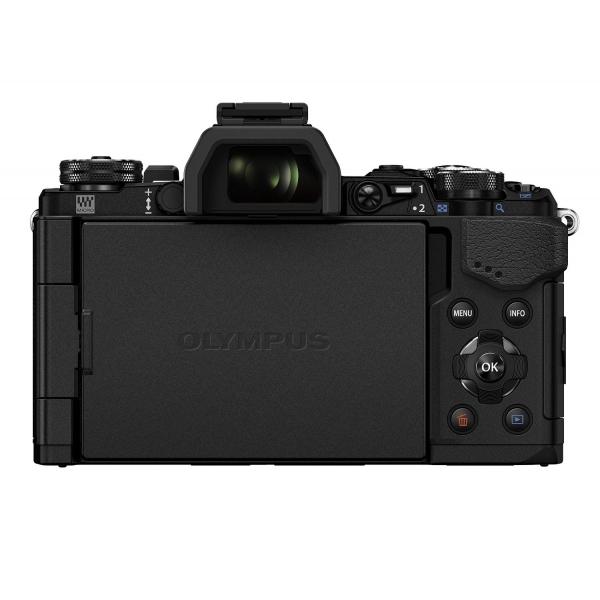 Olympus OM-D E-M5 Mark II digitális fényképezőgép kit, M.ZUIKO DIGITAL ED 14‑150mm II objektívvel 16