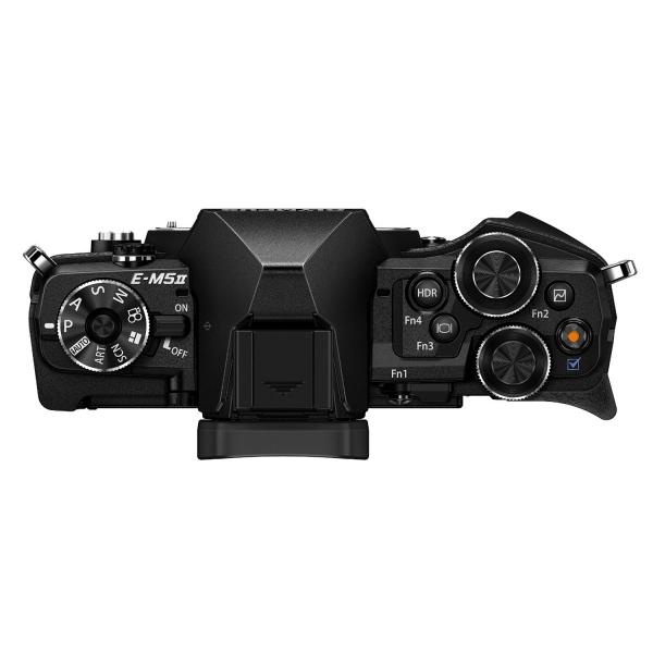 Olympus OM-D E-M5 Mark II digitális fényképezőgép kit, M.ZUIKO DIGITAL ED 14‑150mm II objektívvel 17