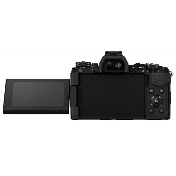 Olympus OM-D E-M5 Mark II digitális fényképezőgép kit, M.ZUIKO DIGITAL ED 14‑150mm II objektívvel 18