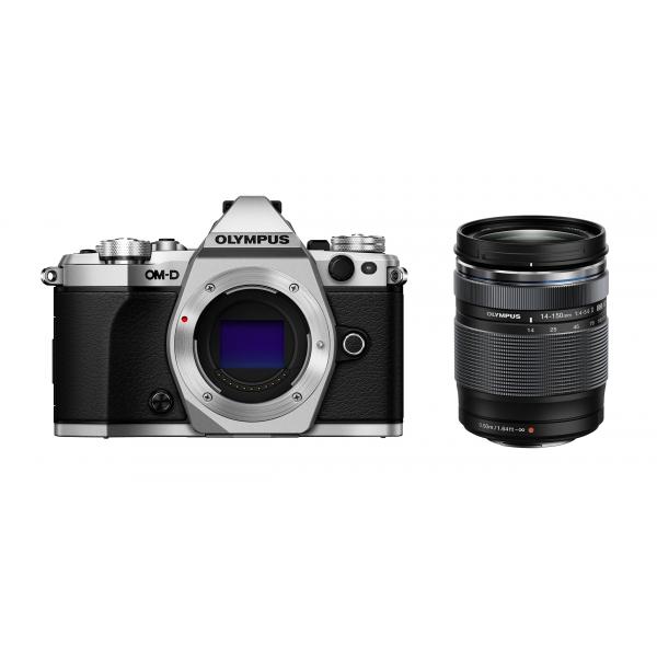 Olympus OM-D E-M5 Mark II digitális fényképezőgép kit, M.ZUIKO DIGITAL ED 14‑150mm II objektívvel 03