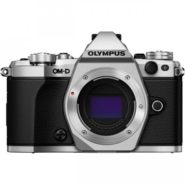 Olympus OM-D E-M5 Mark II digitális fényképezőgép váz 03