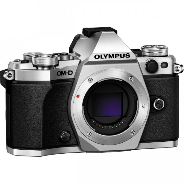 Olympus OM-D E-M5 Mark II digitális fényképezőgép váz 04