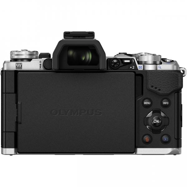 Olympus OM-D E-M5 Mark II digitális fényképezőgép váz 07