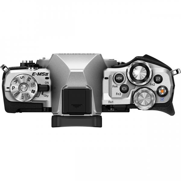 Olympus OM-D E-M5 Mark II digitális fényképezőgép váz 10