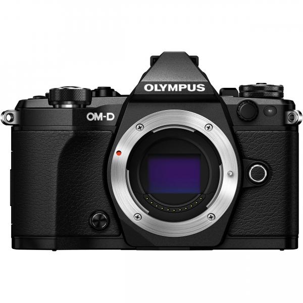 Olympus OM-D E-M5 Mark II digitális fényképezőgép váz 11