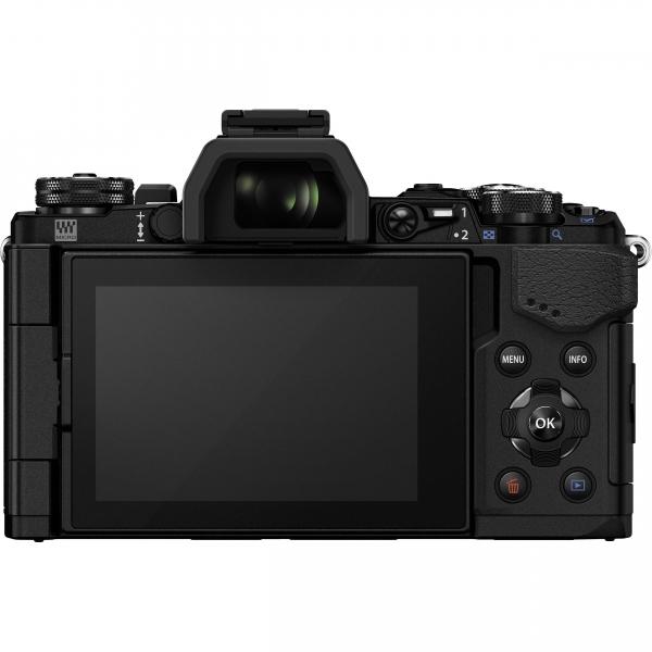 Olympus OM-D E-M5 Mark II digitális fényképezőgép váz 13