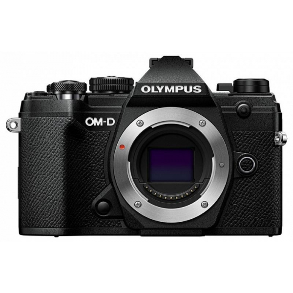 Olympus OM-D E-M5 Mark III digitális fényképezőgép váz + M. Zuiko Digital 12 mm objektív Vlogger KIT 06