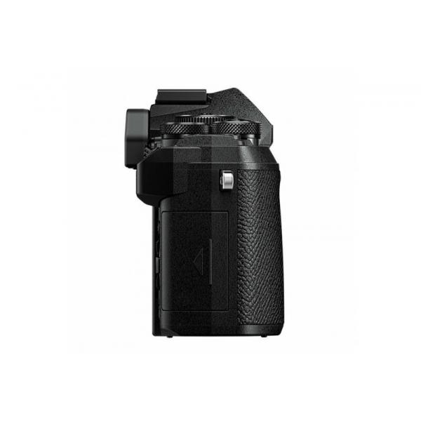 Olympus OM-D E-M5 Mark III digitális fényképezőgép váz  + M. Zuiko Digital 14-42mm EZ 1:3.5-5.6 objektív 09