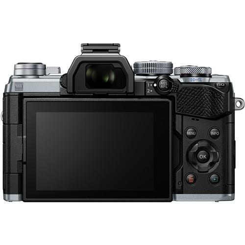 Olympus OM-D E-M5 Mark III digitális fényképezőgép váz  + M. Zuiko Digital 14-42mm EZ 1:3.5-5.6 objektív 12