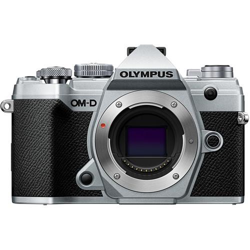 Olympus OM-D E-M5 Mark III digitális fényképezőgép váz  + M. Zuiko Digital 14-42mm EZ 1:3.5-5.6 objektív 14