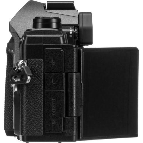Olympus OM-D E-M5 Mark III digitális fényképezőgép váz  + M. Zuiko Digital 14-42mm EZ 1:3.5-5.6 objektív 07