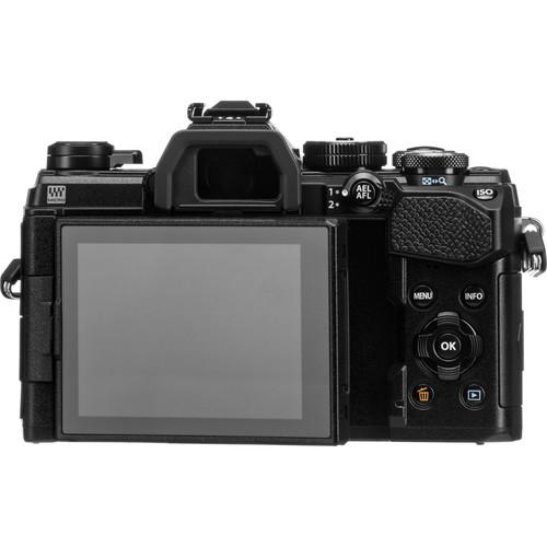 Olympus OM-D E-M5 Mark III digitális fényképezőgép váz  + M. Zuiko Digital 14-42mm EZ 1:3.5-5.6 objektív 16