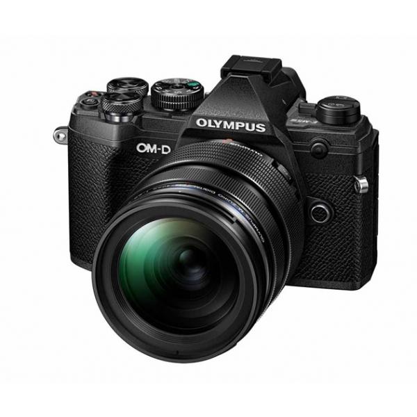 Olympus OM-D E-M5 Mark III digitális fényképezőgép váz + M.Zuiko Digital 12-40mm 1:2.8 PRO objektív 03