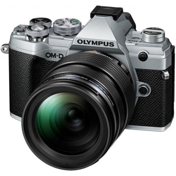 Olympus OM-D E-M5 Mark III digitális fényképezőgép váz + M.Zuiko Digital 12-40mm 1:2.8 PRO objektív 09