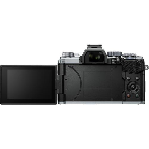 Olympus OM-D E-M5 Mark III digitális fényképezőgép váz + M.ZUIKO DIGITAL ED 12-200mm F3.5-6.3 objektív 14