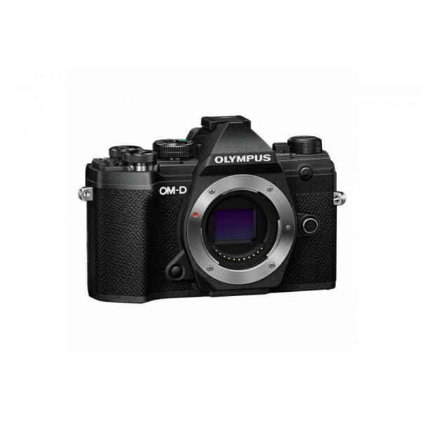 Olympus OM-D E-M5 Mark III digitális fényképezőgép váz 06