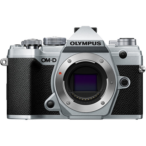 Olympus OM-D E-M5 Mark III digitális fényképezőgép váz 10