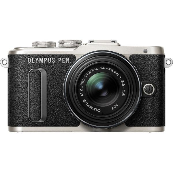 Olympus Pen E-PL8 digitális fényképezőgép, M.ZUIKO DIGITAL 14‑42mm 1:3.5‑5.6 II R objektívvel 03