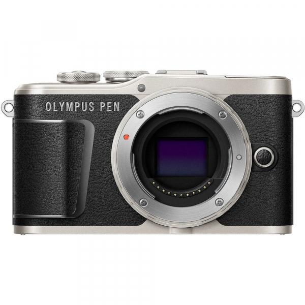 Olympus Pen E-PL9 digitális fényképezőgép, Get Ready Kit 04