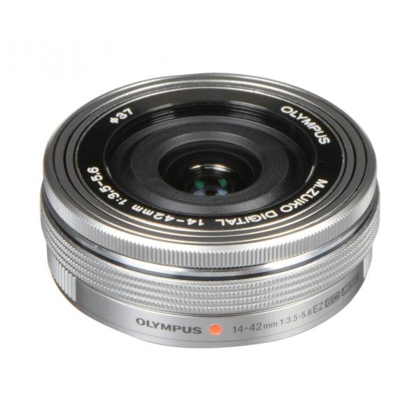 Olympus Pen E-PL9 digitális fényképezőgép, Get Ready Kit 05