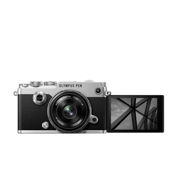 Olympus PEN-F 1718 Kit, M.ZUIKO DIGITAL 17mm 1:1.8 objektívvel 06