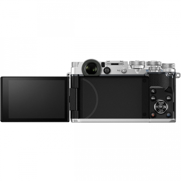 Olympus PEN-F digitális fényképezőgép váz 16