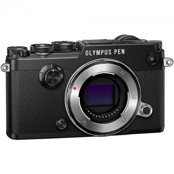 Olympus PEN-F digitális fényképezőgép váz 04