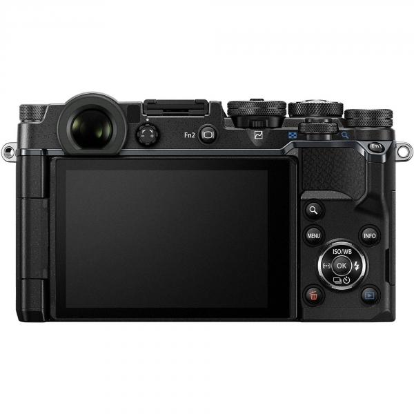 Olympus PEN-F digitális fényképezőgép váz 08