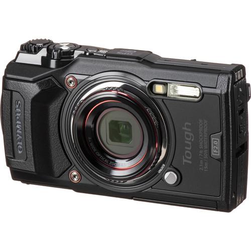 Olympus TG-6 vízálló fényképezőgép 06