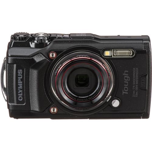 Olympus TG-6 vízálló fényképezőgép 03