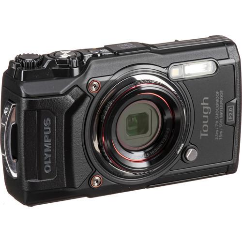 Olympus TG-6 vízálló fényképezőgép 04