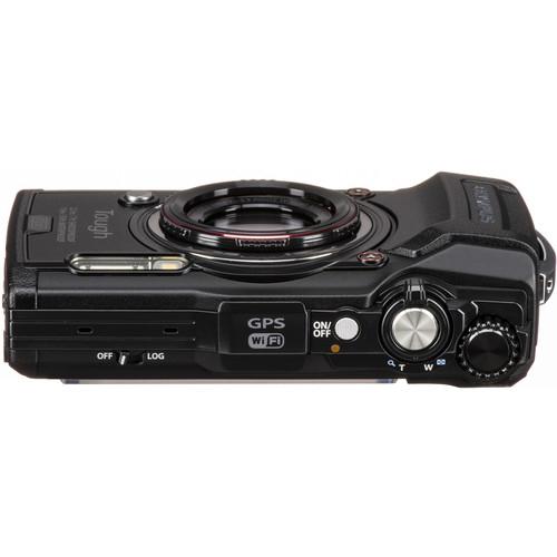 Olympus TG-6 vízálló fényképezőgép 07