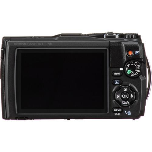 Olympus TG-6 vízálló fényképezőgép 10