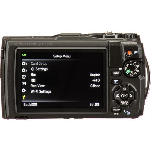 Olympus TG-6 vízálló fényképezőgép 15