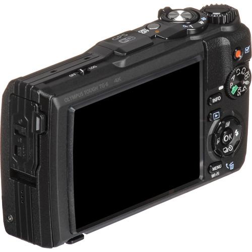 Olympus TG-6 vízálló fényképezőgép 17